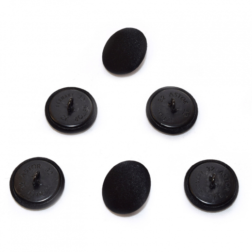 Dresswear Buttons (Covered Satin)