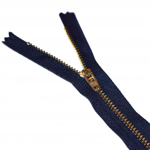 Metal Trouser Zips (Straight)