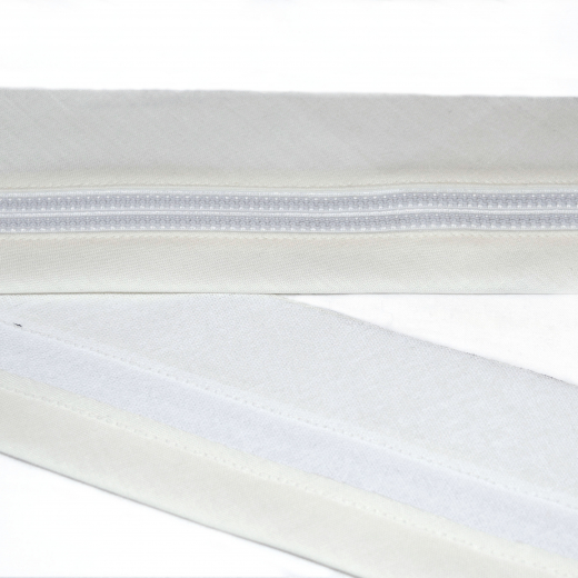 T5223 - Trouser Waistbanding (Biased Rubber Centre with 45mm Soft Woven Banrol)