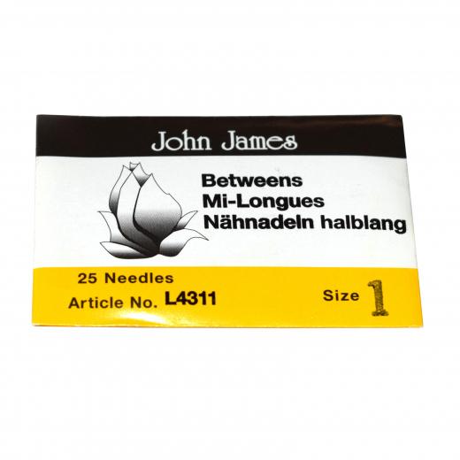 HTA-EXTRAS John James Needles (Size 9)