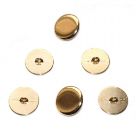 Blazer Buttons (Flat Top)