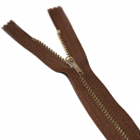 Metal Trouser Zips (Straight)