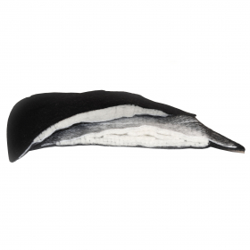 P30 - Shoulder Pads Large Shaped (With Wadding)