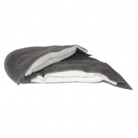 P31407 - Shoulder Pads (Large Shaped with Bias cut Canvas)