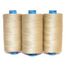 Silk Hand Button Long Staple Spun (100% Silk)