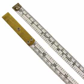 Tape Measure Eighths Inch/Cm